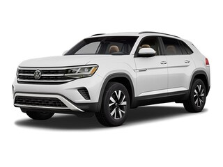 New 2021 Volkswagen Atlas Cross Sport 2.0T SE 4MOTION SUV for sale in Hyannis, MA