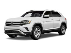 New 2021 Volkswagen Atlas Cross Sport 2.0T SE w/Technology SUV for sale in Huntington Beach, CA at McKenna 'Surf City' Volkswagen