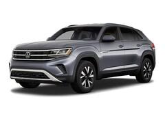 New 2021 Volkswagen Atlas Cross Sport 2.0T SE SUV for sale in Huntington Beach, CA at McKenna 'Surf City' Volkswagen