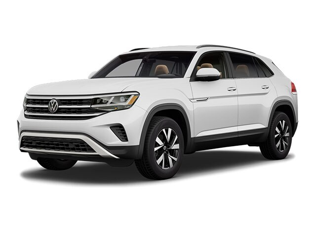 2021 volkswagen atlas cross sport - heading out to play
