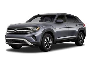 2021 Volkswagen Atlas Cross Sport 2.0T SE w/Technology 4MOTION SUV