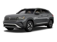 New 2021 Volkswagen Atlas Cross Sport 2.0T SE w/Technology 4MOTION SUV For Sale In Lowell, MA