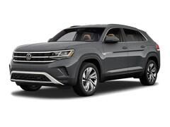 New 2021 Volkswagen Atlas Cross Sport 3.6L V6 SEL SUV F21101257 in Cicero, NY