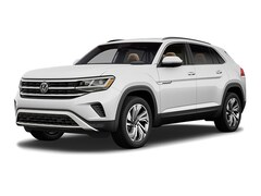New 2021 Volkswagen Atlas Cross Sport 3.6L V6 SEL 4MOTION SUV V53262 for sale in Crystal Lake