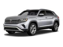 New 2021 Volkswagen Atlas Cross Sport 3.6L V6 SEL Premium SUV F21100985 in Cicero, NY