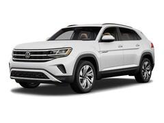 new 2021 Volkswagen Atlas Cross Sport 3.6L V6 SEL Premium R-Line SUV Vernon CT