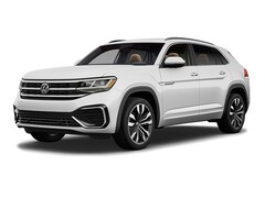New 2021 Volkswagen Atlas Cross Sport 3.6L V6 SEL R-Line SUV in Macon, GA