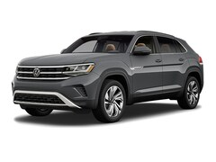 New 2021 Volkswagen Atlas Cross Sport 3.6L V6 SEL SUV for Sale in Greenville, NC, at Joe Pecheles Volkswagen