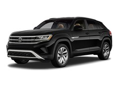 New 2021 Volkswagen Atlas Cross Sport 3.6L V6 SE w/Technology SUV for sale in Huntington Beach, CA at McKenna 'Surf City' Volkswagen