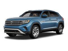 new 2021 Volkswagen Atlas Cross Sport 3.6L V6 SE w/Technology SUV for sale in Savannah