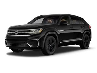New 2021 Volkswagen Atlas Cross Sport 3.6L V6 SE w/Technology R-Line 4MOTION SUV Salem, OR
