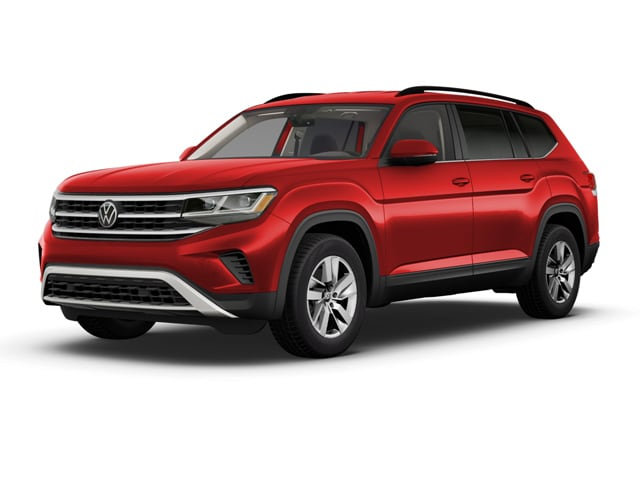 2021 Volkswagen Atlas SUV Digital Showroom | Piazza ...