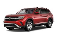 2021 Volkswagen Atlas 2.0T SEL 4MOTION (2021.5) SUV