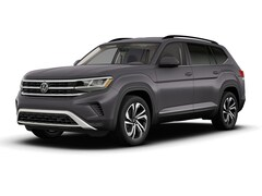 2021 Volkswagen Atlas 2.0T SEL Premium 4motion w/2nd Row Captains Chairs SUV