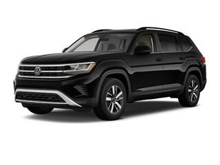 New 2021 Volkswagen Atlas 2.0T SE 4MOTION (2021.5) SUV Salem, OR