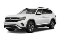 New 2021 Volkswagen Atlas 2.0T SE 4MOTION (2021.5) SUV for sale in Lynchburg, VA