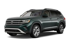 New 2021 Volkswagen Atlas 2.0T SE w/Technology 4MOTION (2021.5) SUV 1V2HP2CA1MC576469 in Erie, PA