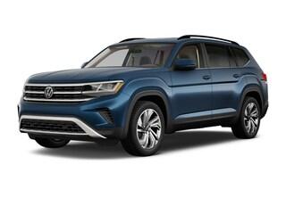 2021 Volkswagen Atlas 2.0T SE w/ TECH & 4MOTION (2021.5) SUV
