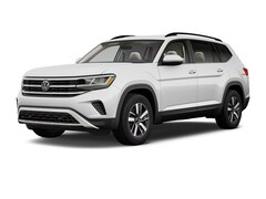 New 2021 Volkswagen Atlas 2.0T SE (2021.5) SUV for sale in Tulsa, OK