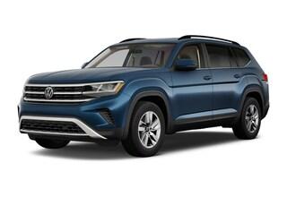 New 2021 Volkswagen Atlas 2.0T S 4MOTION (2021.5) SUV Salem, OR