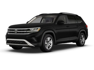New 2021 Volkswagen Atlas 2.0T S 4MOTION SUV for sale in Huntsville, AL at Hiley Volkswagen of Huntsville