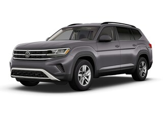 New 2021 Volkswagen Atlas 2.0T S 4MOTION SUV Salem, OR
