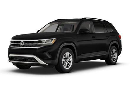 2021 Volkswagen Atlas 2.0T S 2.0T S FWD