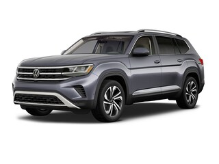 New 2021 Volkswagen Atlas SEL 4motion SUV in Grand Rapids, MI