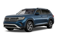New 2021 Volkswagen Atlas 3.6L V6 SEL 4MOTION SUV in Lebanon NH