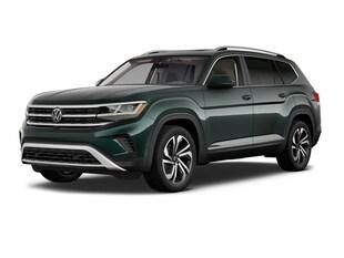 2021 Volkswagen Atlas 3.6L V6 SEL Premium 4MOTION