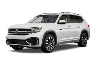Used 2021 Volkswagen Atlas 3.6L V6 SEL R-Line SUV for sale in Mandeville, LA