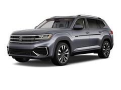 New Volkswagen Vehicles 2021 Volkswagen Atlas 3.6L V6 SEL R-Line 4MOTION (2021.5) SUV for sale in Reno, NV