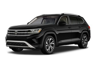 New 2021 Volkswagen Atlas 3.6L V6 SEL SUV in Columbia, SC
