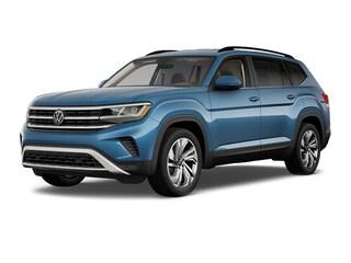 2021 Volkswagen Atlas SE w/ TECH & 4MOTION SUV