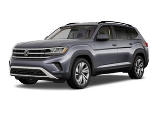2021 Volkswagen Atlas 3.6L V6 SE w/Technology 4MOTION Sport Utility