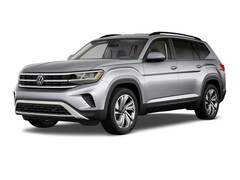 New 2021 Volkswagen Atlas 3.6L V6 SE w/Technology 4MOTION SUV F30132 for Sale in Falmouth, ME