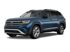 New 2021 Volkswagen Atlas 3.6L V6 SE w/Technology 4MOTION SUV for sale in Old Saybrook, CT