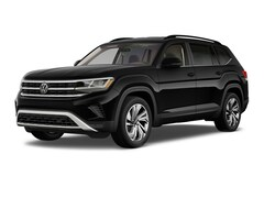 New 2021 Volkswagen Atlas 3.6L V6 SE w/Technology SUV in Indianapolis