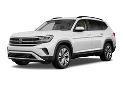 new 2021 Volkswagen Atlas 3.6L V6 SE w/Technology SUV for sale near Bluffton