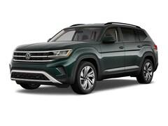 New 2021 Volkswagen Atlas 3.6L V6 SE w/Technology SUV for sale in Huntington Beach, CA at McKenna 'Surf City' Volkswagen