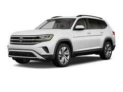 New 2021 Volkswagen Atlas 3.6L V6 SE w/Technology 4MOTION (2021.5) SUV in Augusta, ME