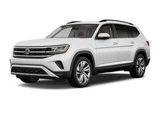 New 2021 Volkswagen Atlas 3.6L V6 SE w/Technology 4MOTION (2021.5) SUV V21264 in Mystic, CT