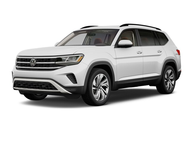 2021 Volkswagen Atlas 3.6L V6 SE w/Technology 4motion w/Towing Package SUV