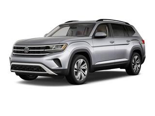 New 2021 Volkswagen Atlas 3.6L V6 SE w/Technology 4MOTION (2021.5) SUV V21292 in Mystic, CT