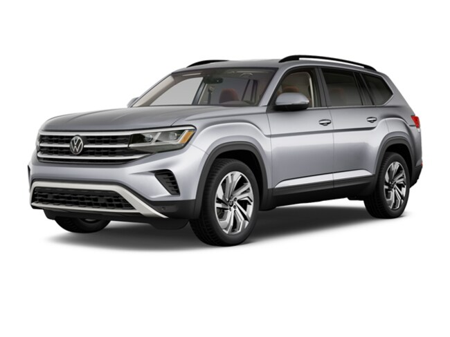 2021 Volkswagen Atlas 3.6L V6 SE w/Technology 4motion w/Panoramic Roof a SUV