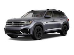 New 2021 Volkswagen Atlas 3.6L V6 SE w/Technology R-Line 4MOTION (2021.5) SUV 210339 for Sale near East Providence at Volkswagen of North Attleboro