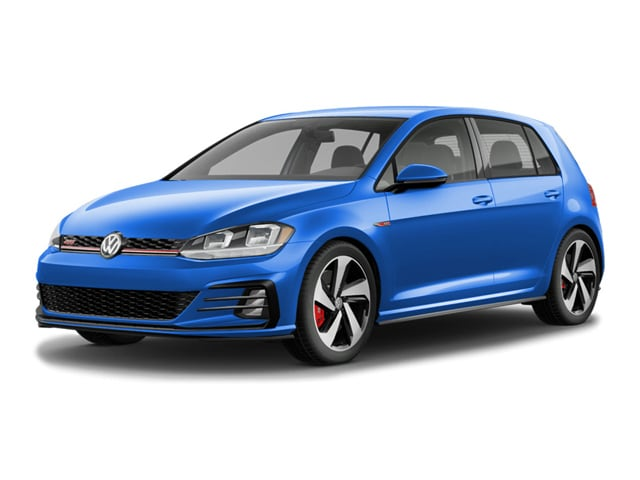 2021 Volkswagen Golf GTI Hatchback