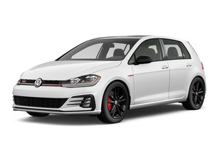 New 2021 Volkswagen Golf GTI 2.0T SE Hatchback Salem, OR