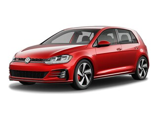 New 2021 Volkswagen Golf GTI 2.0T SE Hatchback in Grand Rapids, MI