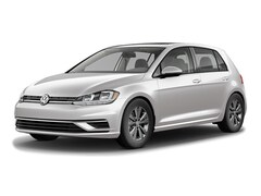 New 2021 Volkswagen Golf 1.4T TSI Hatchback F30152 for Sale in Falmouth, ME